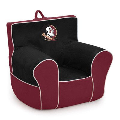 """All American"" Collegiate Two-Tone Tag Along Kids Foam Chair"