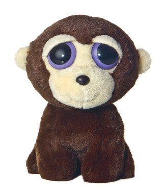 Aurora World Plush - Dreamy Eyes - HOOTS the Monkey (6 inch)