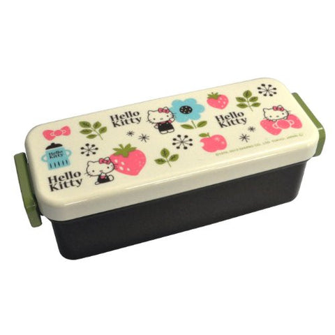 (Scandinavian) Hello Kitty lunch box tight 540ml PTS6 stage one deep (japan import)