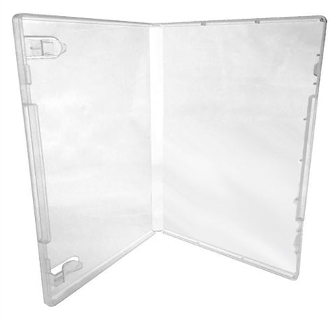 (600) CheckOutStore Plastic Storage Cases for Rubber Stamps (Clear)