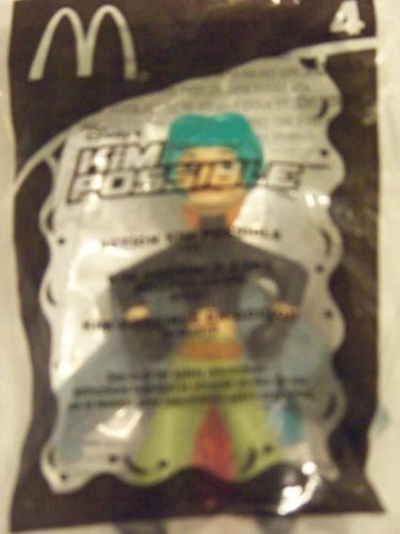 2003 Kim Possible Action Toy