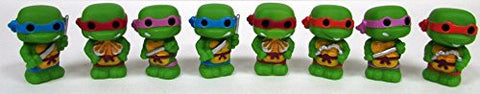 """Warrior Turtle"" 8 Piece Bath Play Set"