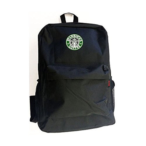 *****STARBUCKS***** Backpack Bag Hipster Streetwear School College Black