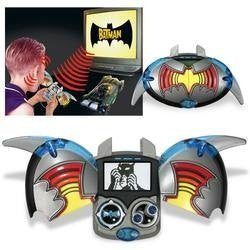 Batman TV Activated Batlink Communicator