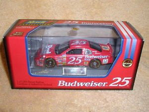#25 BUDWEISER RICKY CRAVEN REVELL 1997 CHEVY NASCAR 1:43 IN DISPLAY BOX NEW