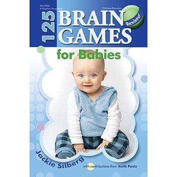 * 125 BRAIN GAMES FOR BABIES