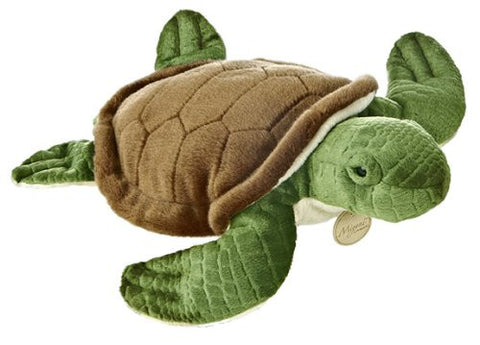 "Aurora World Miyoni Sea Turtle 15"" Plush"