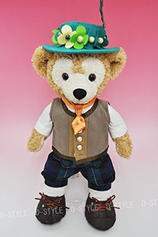 """Duffy style"" S size 43cm Duffy to Sherry Mae stuffed perfect clothes TM popular idol clover costume N Dress Costume D545B"
