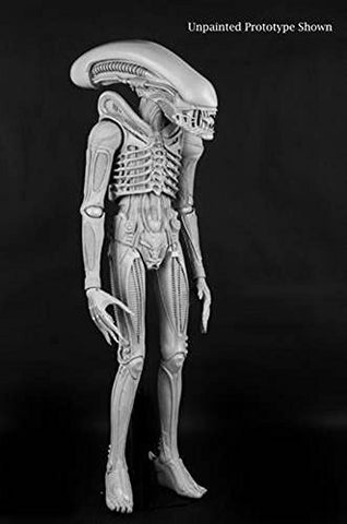 """Alien"" 1/4 scale action figure: Big Chap Alien (1979Ver.)"