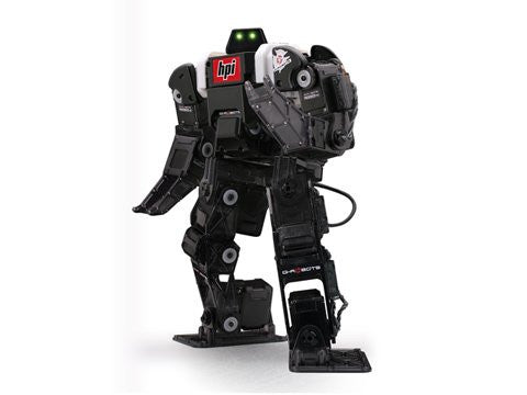 """Gr-001"" Rs303, 304 Servo Robot Specification G-robots"