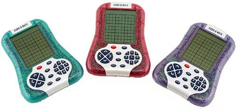 3 x 1 Sudoku Puzzle Jr Electronic Hand Held Game