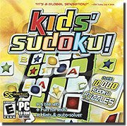 Brand New Selectsoft Publishing Kids' Sudoku 10,000+ Puzzles 5 Tile Sets Easy To Play