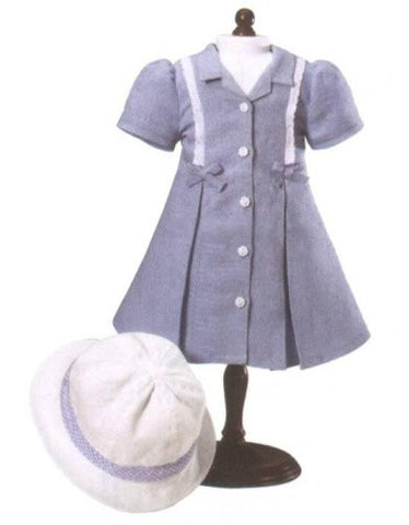 """Molly's Route 66 Outfit"" for 18"" American Girl doll"