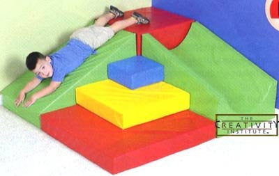 Children s Factory CF322-218 Corner Ridge Climber