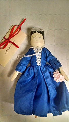 """Felicity's Mini Wooden Fashion Doll"" for 18"" American Girl Doll"