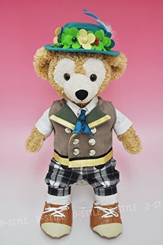 """Duffy style"" S size 43cm Duffy to Sherry Mae stuffed perfect clothes TM popular idol clover costume YK dress-up costume costume D545F"