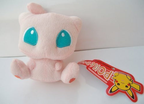 "5"" Pokemon Pink MEW Plush Doll ~NEW~ by J Conner"