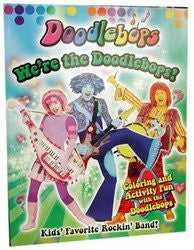 """Doodlebops"" - We're the Doodlebops - coloring book. (Sold by 1 pack of 48 items)"