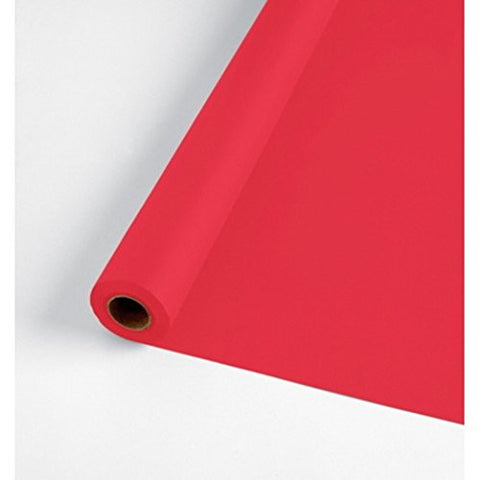 100' Table Roll Red