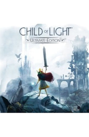 Child of Light Ultimate Edition - PS Vita [Digital Code]