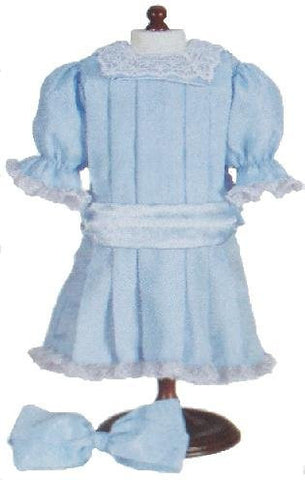 """Samantha's Winter Party Dress"" for 18"" American Girl Doll"