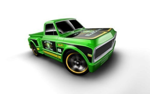 """2012 Hot Wheels HW City Works Custom '69 Chevy Pickup 10/10 - 140/247."
