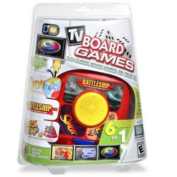 6-in-1 Plug 'N Play Games: Battleship, Simon, Mousetrap, Checkers, Link a Like and Roll Over