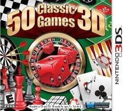 50 Classic Games - Nintendo 3DS by Maximum Games