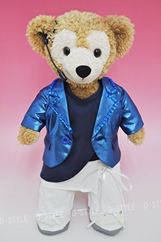 """Duffy style"" S size 43cm Duffy to Sherry Mae stuffed perfect clothes TM popular idol blue jacket costume dress-up costume costume D551B"