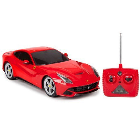 1/18 Scale RC Ferrari F12 Berlinetta Radio Remote Control Sport Racing Car RC, Model: , Toys & Play