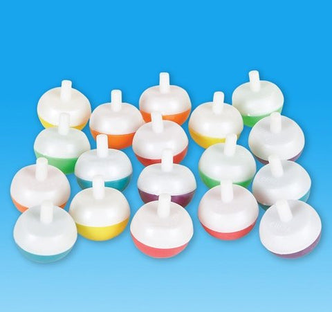 "1"" MAGIC SPIN TOP, Case of 80"