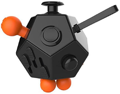 12 Surface Dodecahedron Fidget Cube Help Relieves Stress and Anxiety for Children and Adults Anxiety Attention Toy
