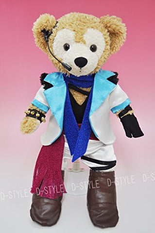 """Duffy style"" S size 43cm Duffy Sherry Mae stuffed in perfect clothes TM popular anime Tokiya-style dress-up costume D526"
