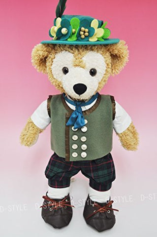 """Duffy style"" S size 43cm Duffy to Sherry Mae stuffed perfect clothes TM popular idol clover costume MR Dress Costume D545G"