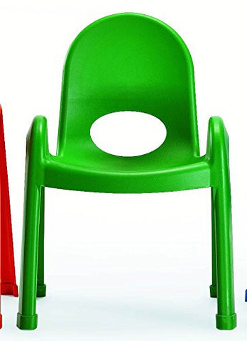 11 in. Kids Chair (Candy Apple red)