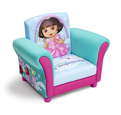 Delta Children Upholstered Chair, Nick Jr. Dora The Explorer by Delta Children