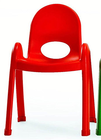 13 in. Kids Chair (Canary Yellow)