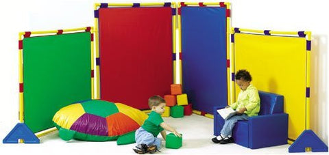 Children's Factory Big Screen Rainbow Panel Set