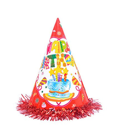 10 Pieces Funny Child Party Hat Birthday Hat