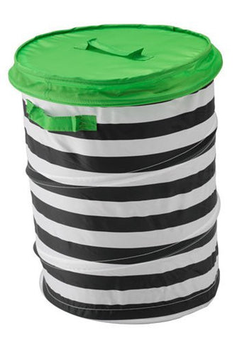 "Amazing Ikea FLYTTBAR Basket with lid 13 ¾ "" x 19 ¼ "" Green"