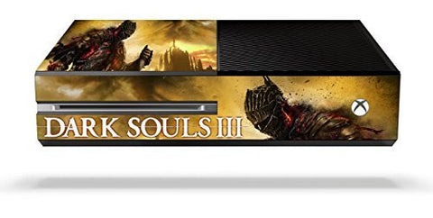 Dark Souls 3 Game Skin for Xbox One Console by Skinhub