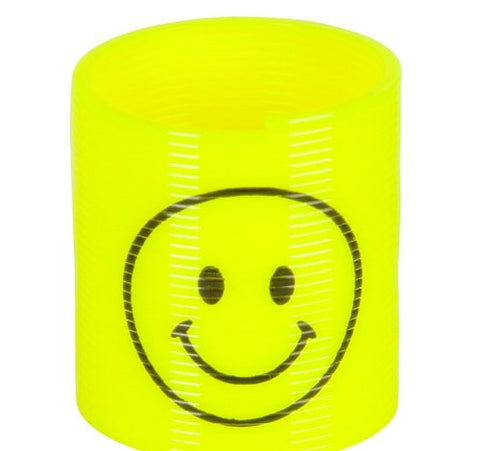 "1.38"" SMILEY FACE COIL SPRING, Case of 1200"