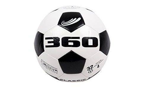 360 Athletics Classic Soccer Ball, 4