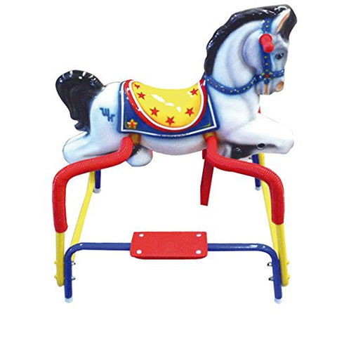 American Classic Toy Destiny Pony The Wonder Horse Ride On, Pink/Blue
