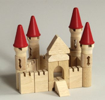 * TABLE TOP BUILDING BLOCKS CASTLE