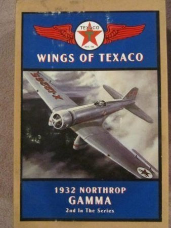 'Wings of Texaco' 1932 Northrop Gamma 2nd In the Series