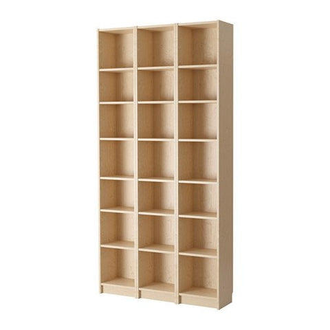 Ikea Bookcase, birch veneer 2202.81111.3838