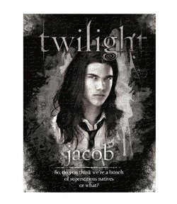 """Twilight"" Jacob 1000 piece Jigsaw Puzzle"