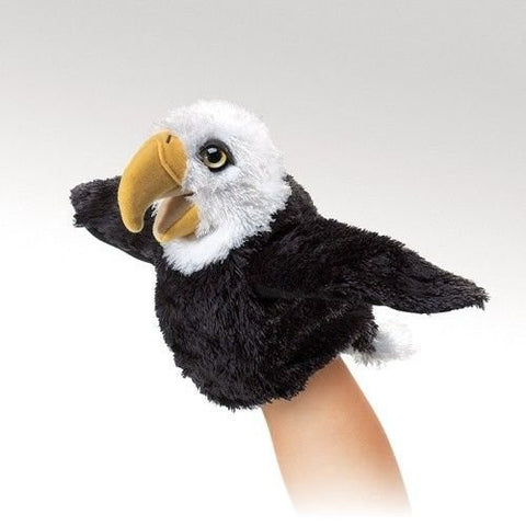 (Ship from USA) LITTLE EAGLE STAGE PUPPET # 2970~ Free Shipping in USA ~ Folkmanis Puppets -ITEM#: G15/uiF982A7290