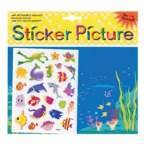 """Fish"" Sticker picture"